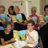 Stillwater, OK CoHousing steering committee reading Rightsizing book